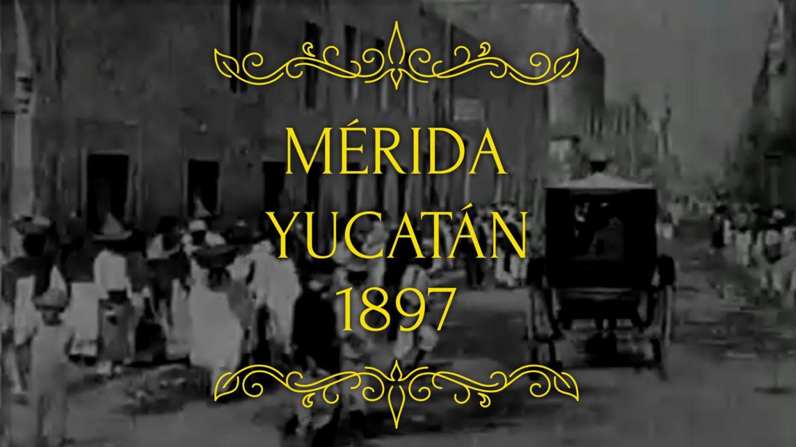 Mérida en el Siglo XIX película