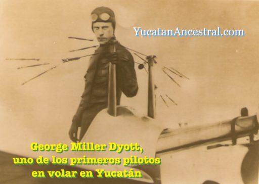 Primeros vuelos en Yucatán