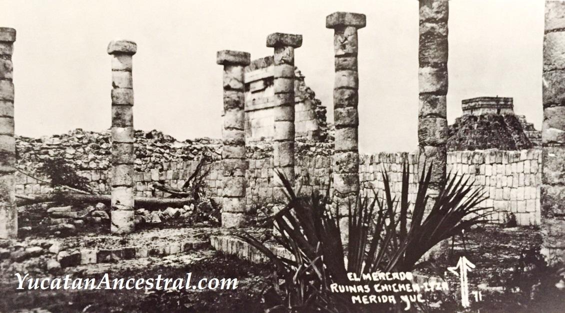 Chichén Itzá Yucatan Ancestral
