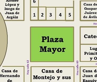 Ciudad de Mérida Siglo XVI