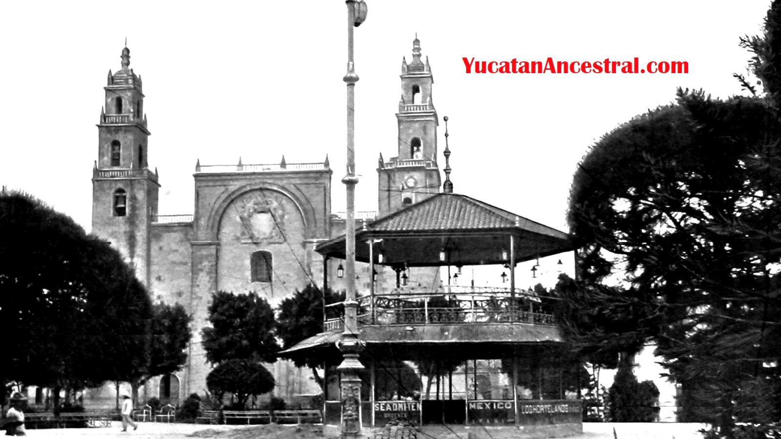 Merida 1872 Yucatan Ancestral