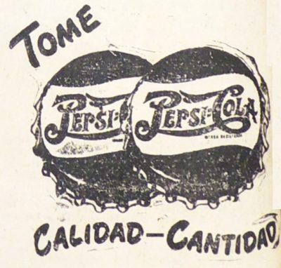 Historia de Pepsi-Cola en Yucatán