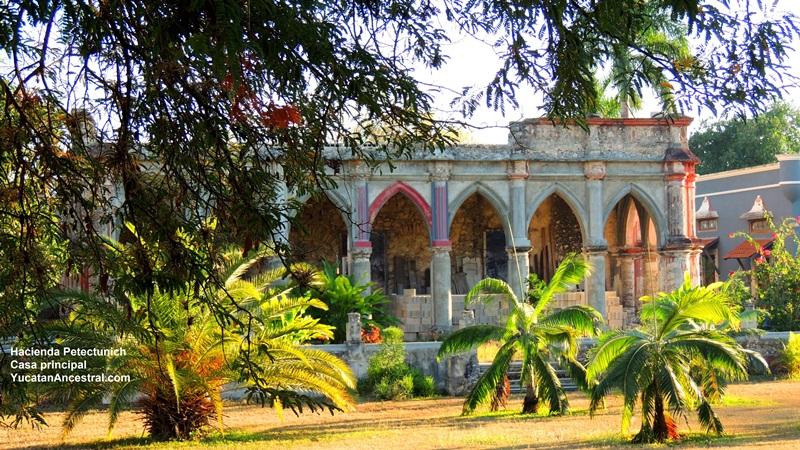 Hacienda Petectunich, municipio de Acanceh, Yucatán