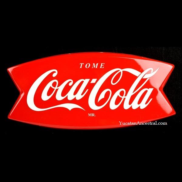 Industria Embotelladora de Campeche Coca-Cola y Cristal 1963 III