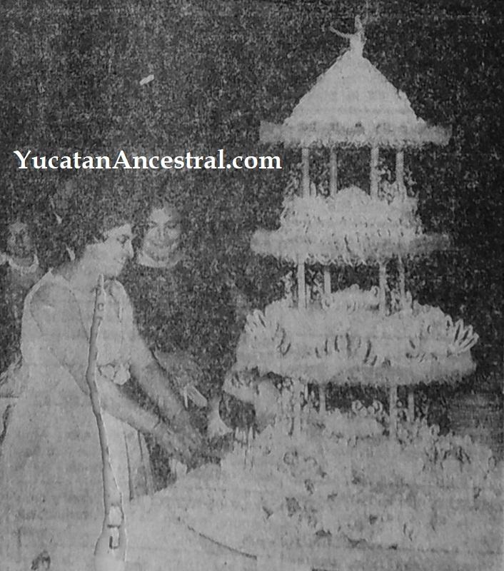 Brillante inauguración de Embotelladora de Pepsi-Cola en Mérida 1961