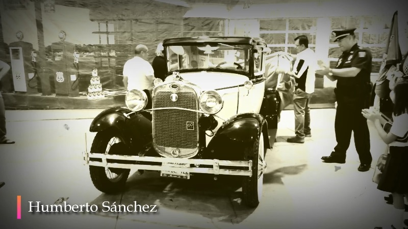"Ford ""A"" 1930 Mérida Yucatán Rally Maya"