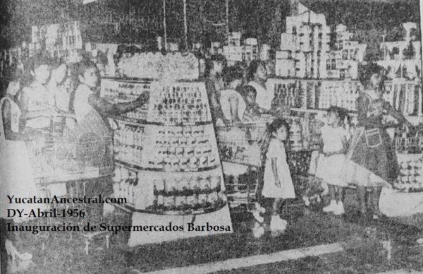 Primer Supermercado en Mérida Yucatán