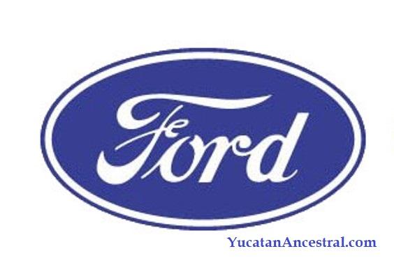 Los primeros autos Ford T vendidos en Yucatán