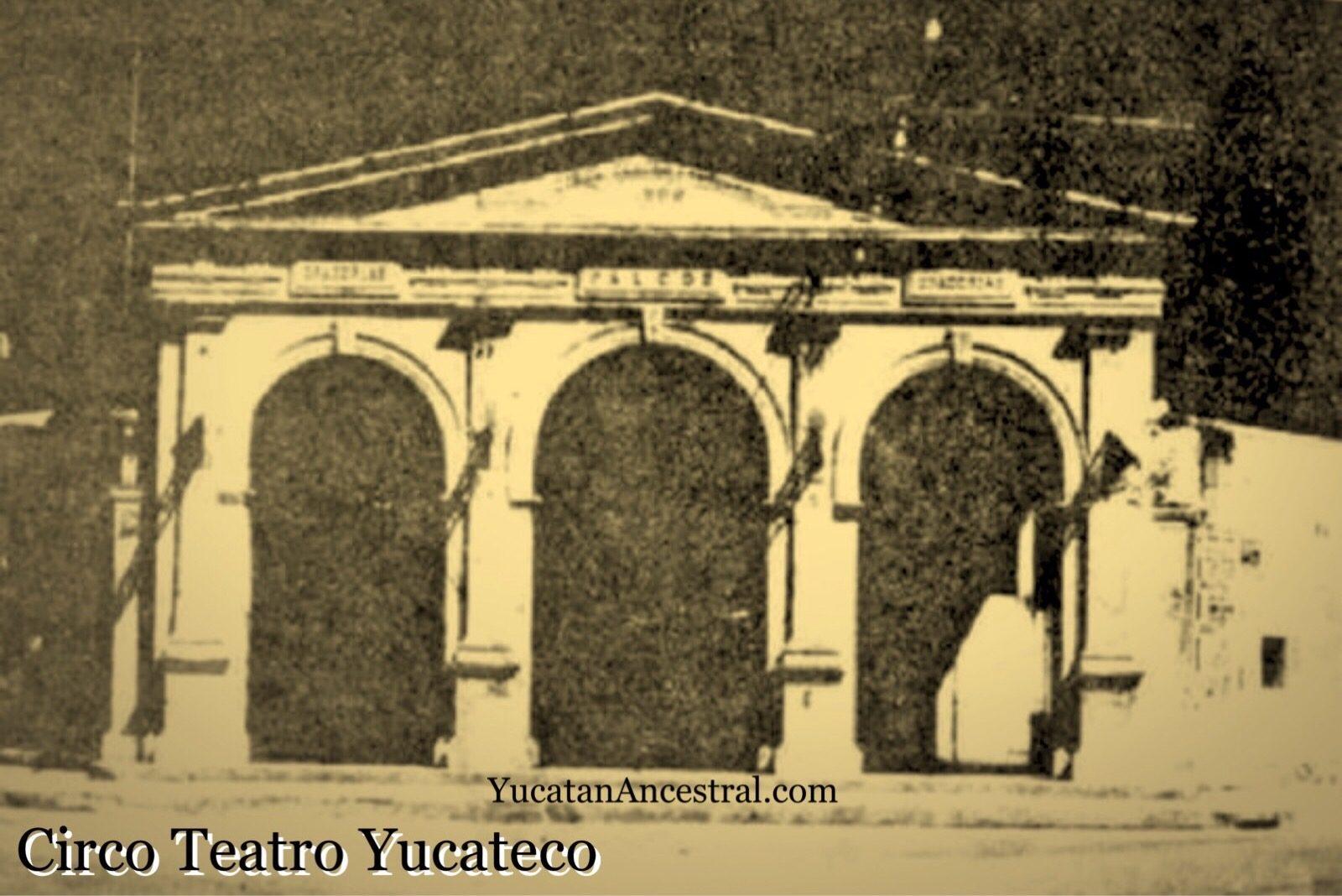 La Compañía del Circo Teatro Yucateco en Mérida