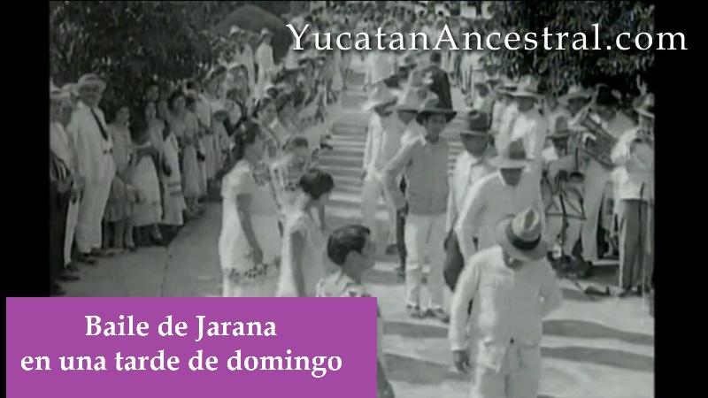 Baile de Jarana Yucateca en Umán Yucatán
