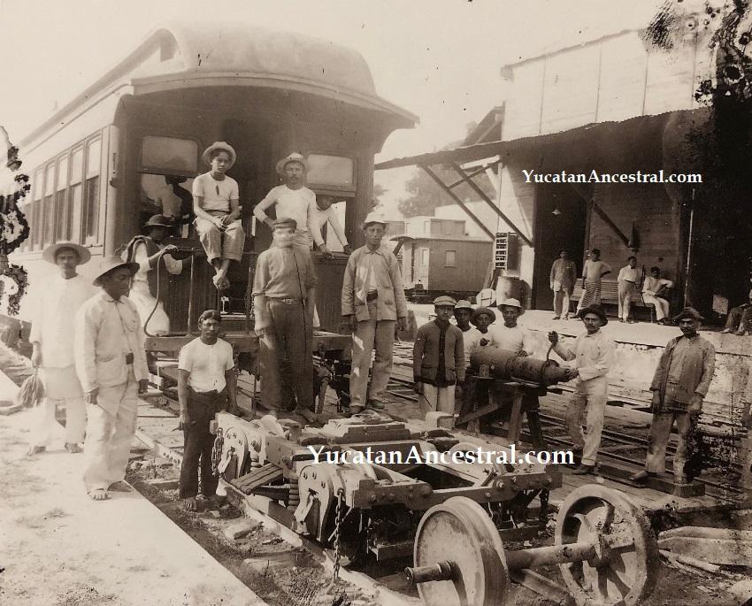 Lotería del Ferrocarril de Mérida a Progreso y Lotería del Estado de Yucatán