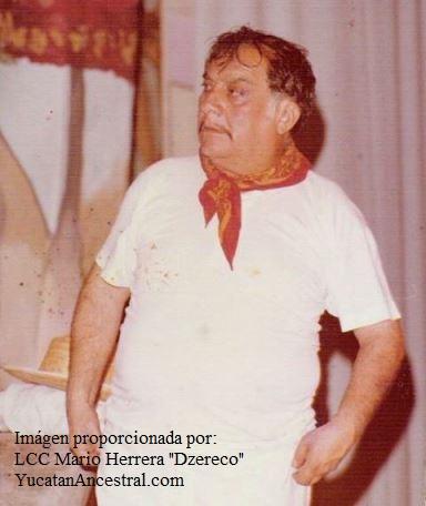 "Don Mario Herrera ""Sakuja"""