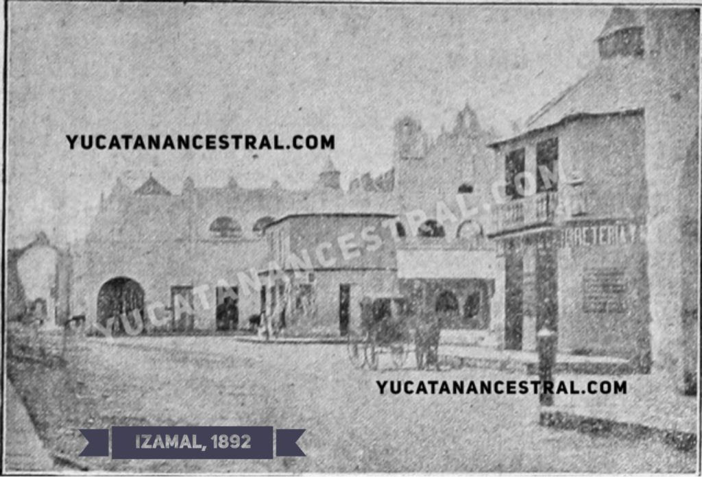 Izamal 1892