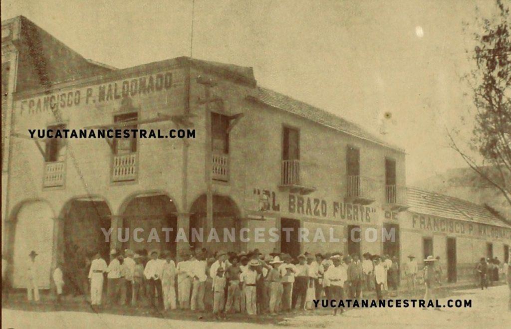 1905 PROGRESO EL BRAZO FUERTE