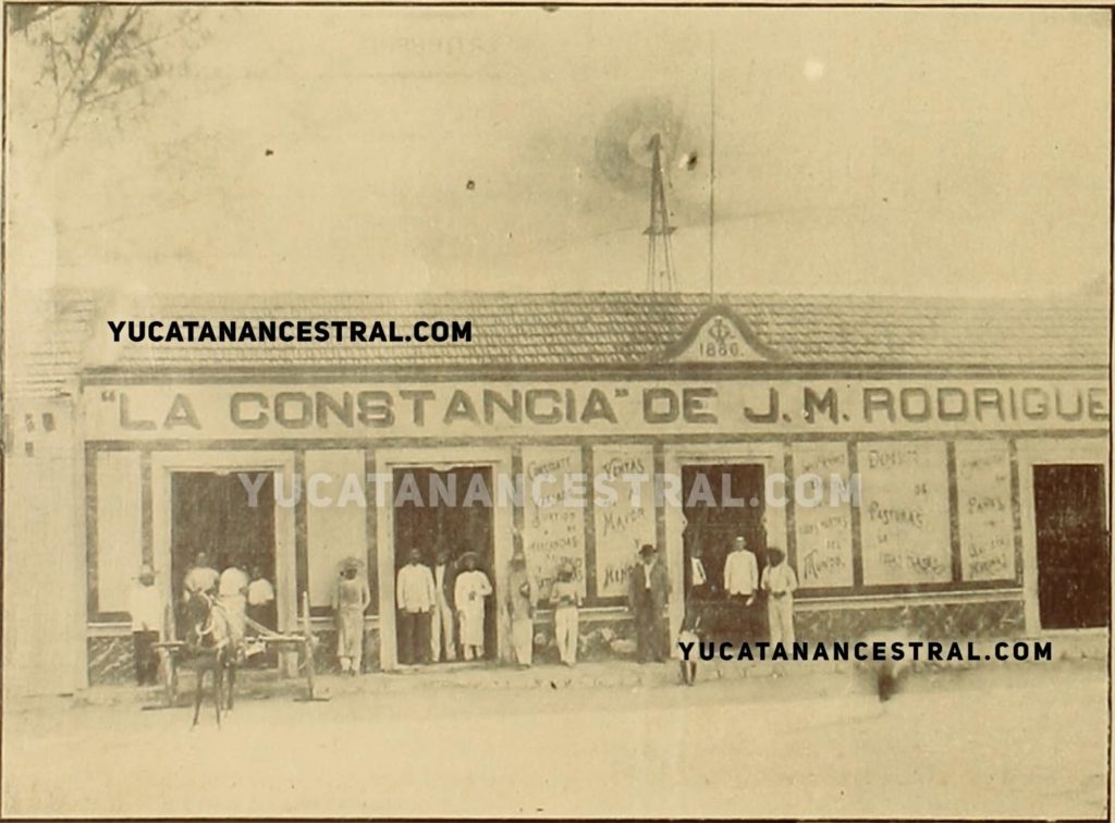 1905 PROGRESO LA CONSTANCIA