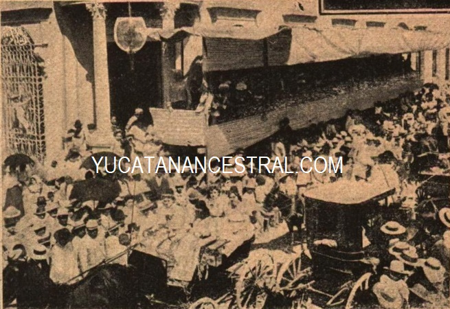 Carnaval de Mérida - Yucatán Ancestral