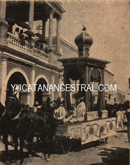 Carnaval de Mérida 1900