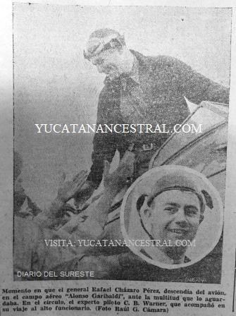 Biografía General Rafael Cházaro Pérez