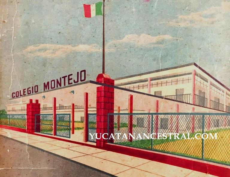 Colegio Montejo primeros 25 años