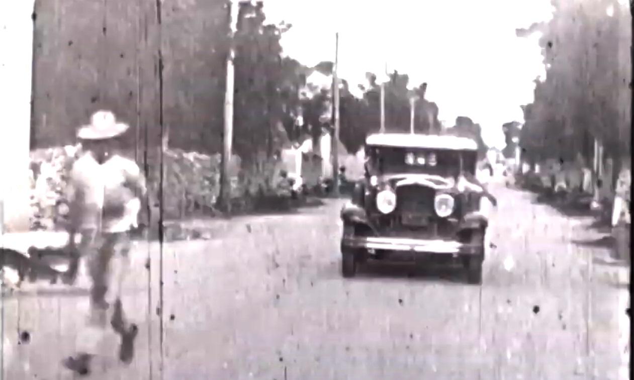 Filme Habitantes de Yucatán ca. 1920
