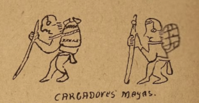 El Comercio entre los Mayas