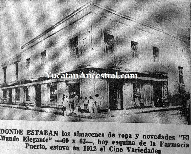 Cine en Yucatán