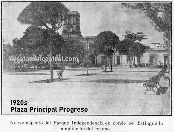 Progreso en los años 1920s
