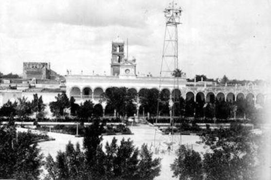 Nuevos relojes para Mérida en 1920
