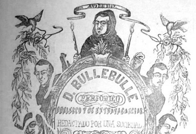 El Periódico Don Bullebulle 1847