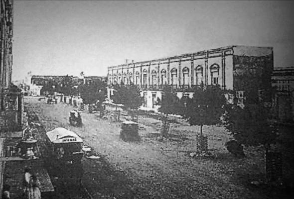 La Alameda de Mérida
