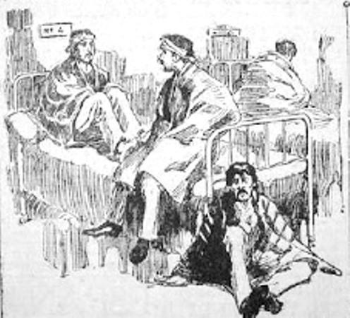 Mérida sin Sanidad en 1920