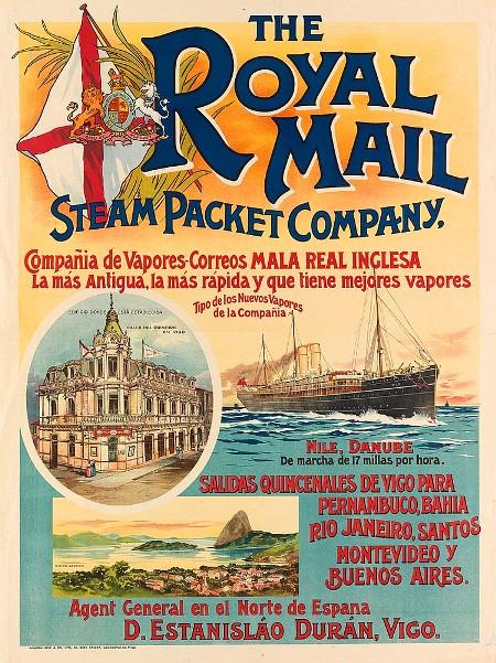 Otras líneas de vapores Progreso 1907