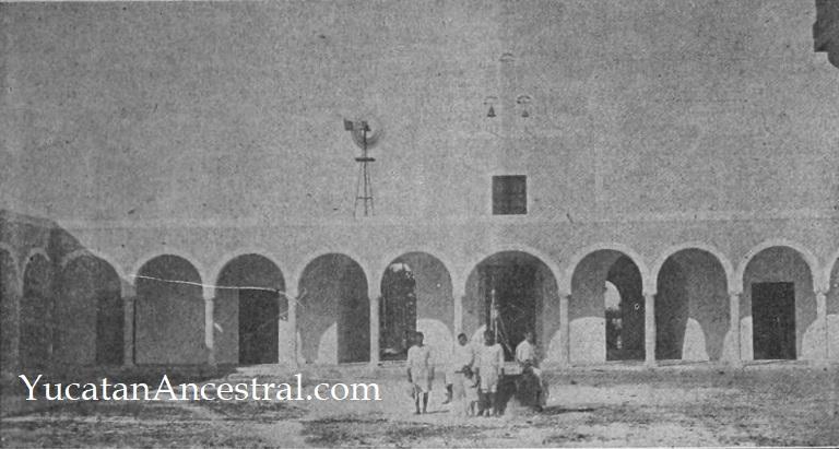 El Asilo de Mendigos 1902