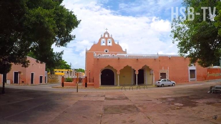 Paseos virtuales en Valladolid Yucatán