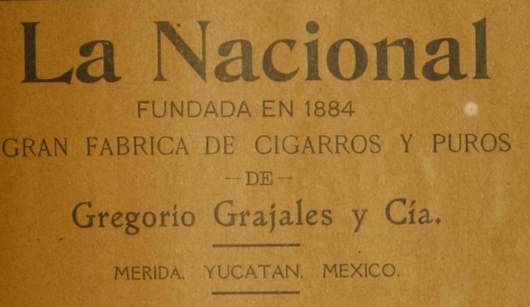 La Nacional Grajales cigarros y puros