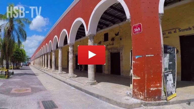 Paseos virtuales en Mérida Yucatán