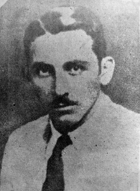 Alonso Garibaldi Baqueiro - Loco del Aire