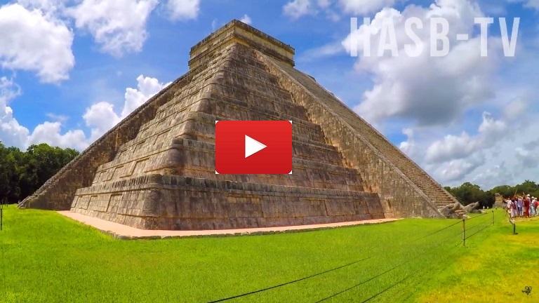 Paseos virtuales en Uxmal y Chichén Itzá