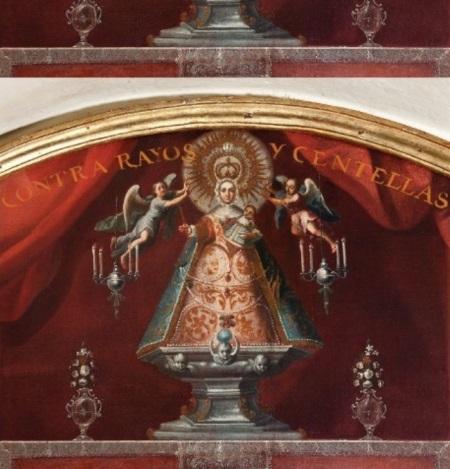La Virgen de la Soterraña en Yucatán (1-11)