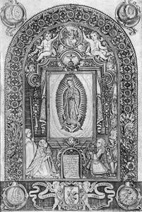 Pintura y estampas de la virgen (6-11)