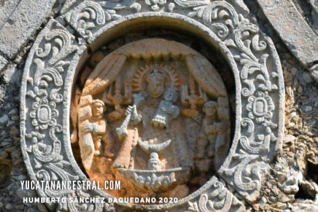 La Virgen de la Soterraña en Yucatán