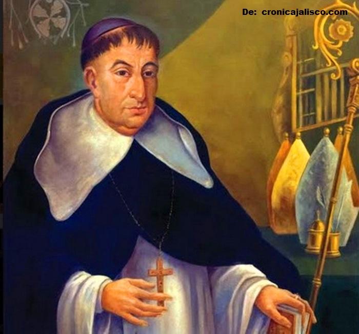 El obispo fray Antonio Alcalde