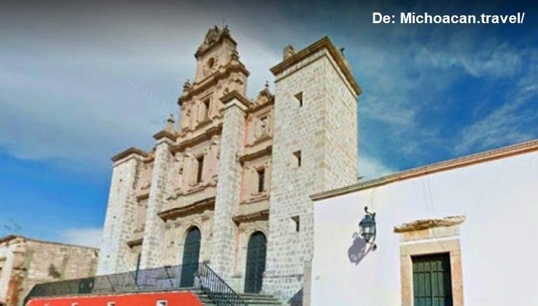 La Soterraña en Michoacán