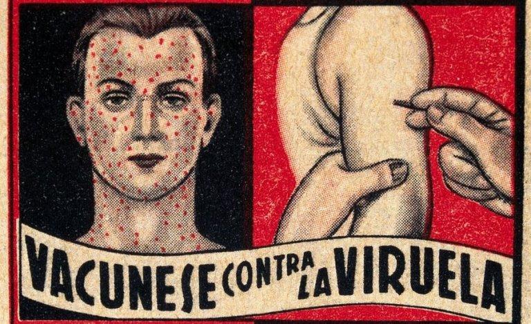 Vacuna contra la viruela 1886