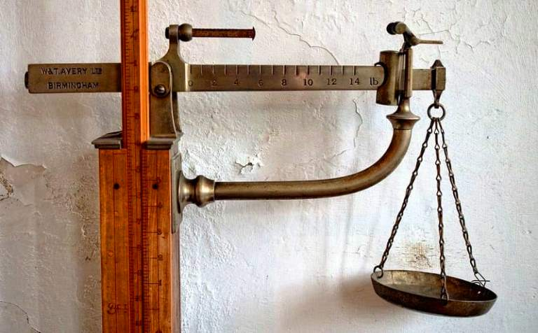 Nuevo sistema métrico decimal 1886