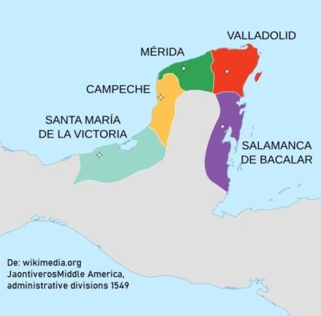 Descubrimiento y Conquista de Yucatán
