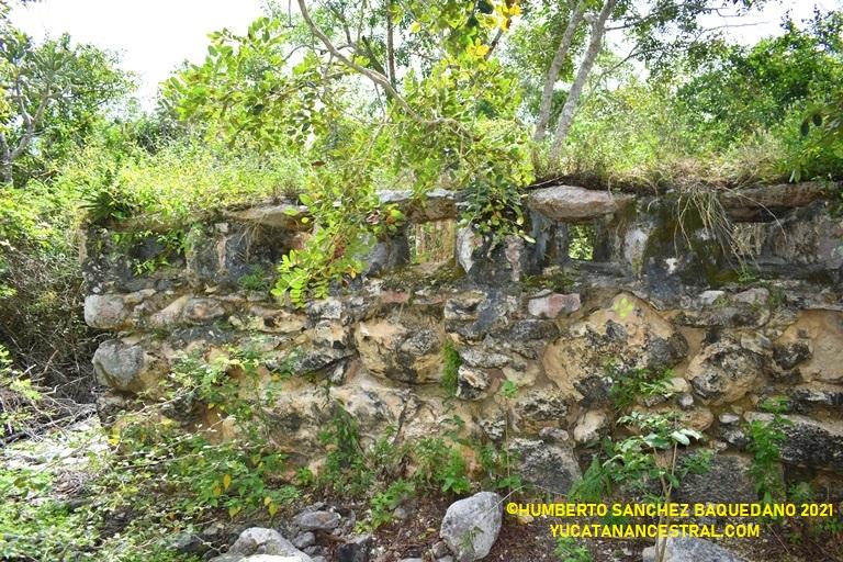 Trincheras de Ixil Yucatán