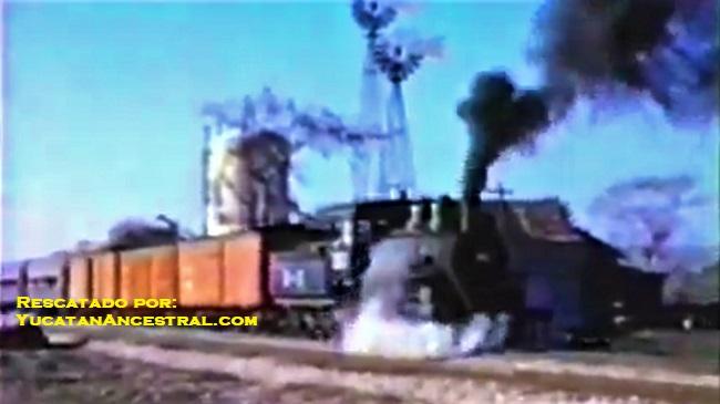 Filme Ferrocarril Mérida-Progreso
