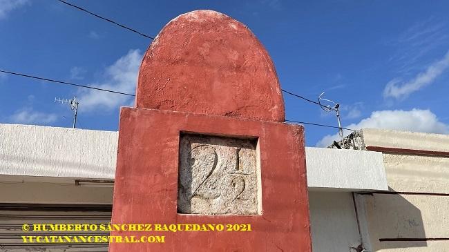 Leguarios de Mérida a Sisal