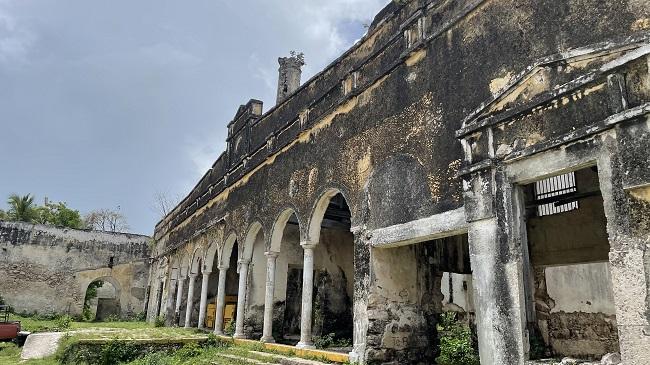 Ex-hacienda henequenera Lepán